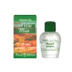 Divoký Mošus Parfémový Olej