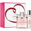 Eau De Cartier Goutte de Rose Set