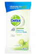Antibacterial Cleansing Surface Wipes Lime & Mint