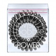 Power Hair Ring True Black